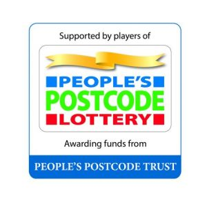 People's postcode lottery funded